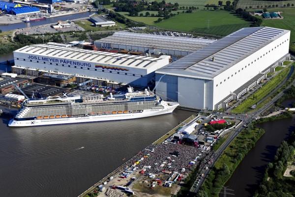Meyer Werft, Celebrity Equinox