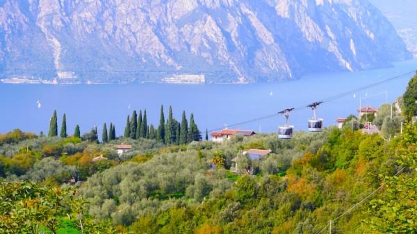 Seilbahn Monte Baldo am Gardasee