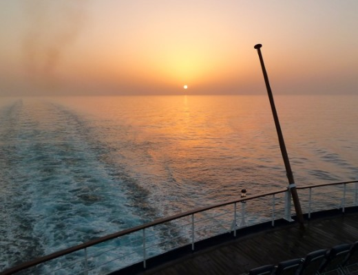 Der Golf von Aden: berüchtigt aber wunderschön