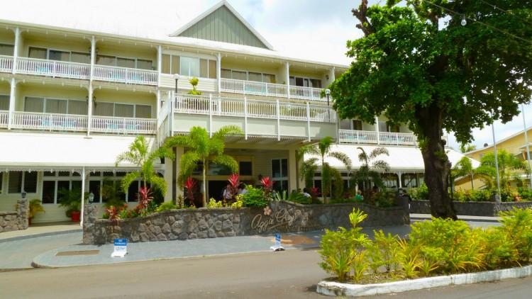 Hotel in Samoa