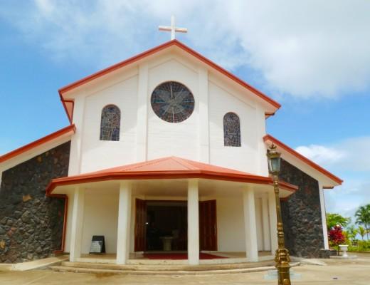Kirche in Samoa