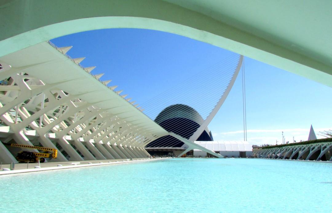 Museo de las Ciencias Príncipe Felipe im Ciudad de las Artes y de las Ciencias