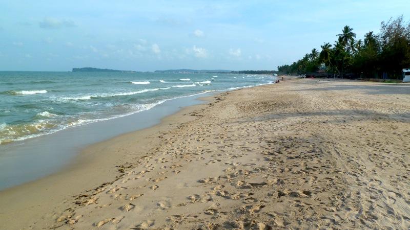 Strand nahe Trincomalee
