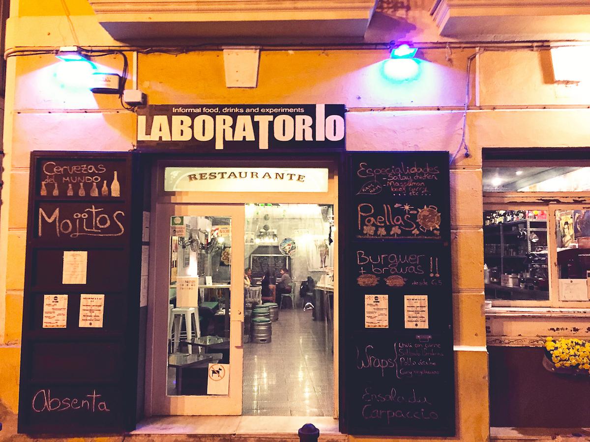Valencia-Bar